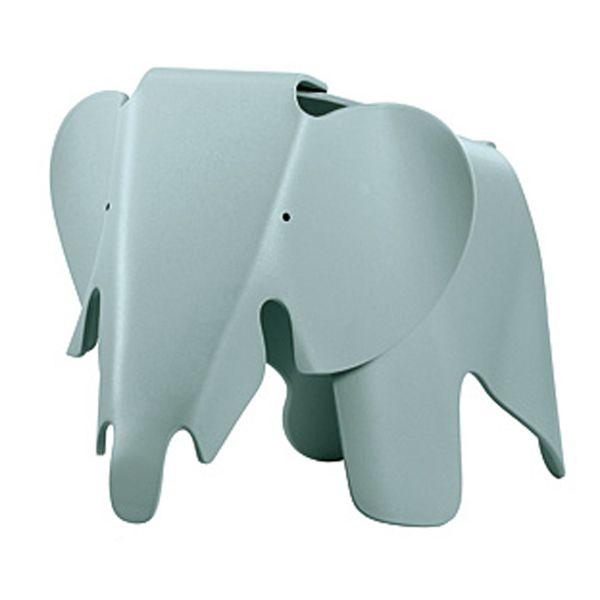 Vitra Eames Elephant Chair Ice Grey