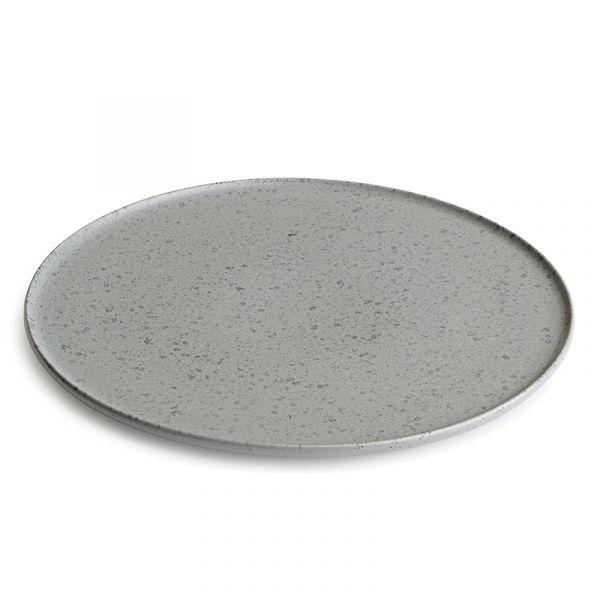Kahler Ombria Plate Slate Grey 27cm