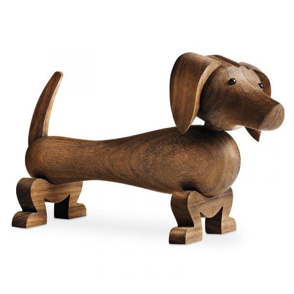 Rosendahl Kay Bojesen Dog Walnut