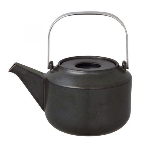 Kinto LT Teapot 600ml Black