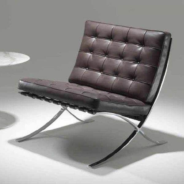 Knoll Barcelona Chair Relax