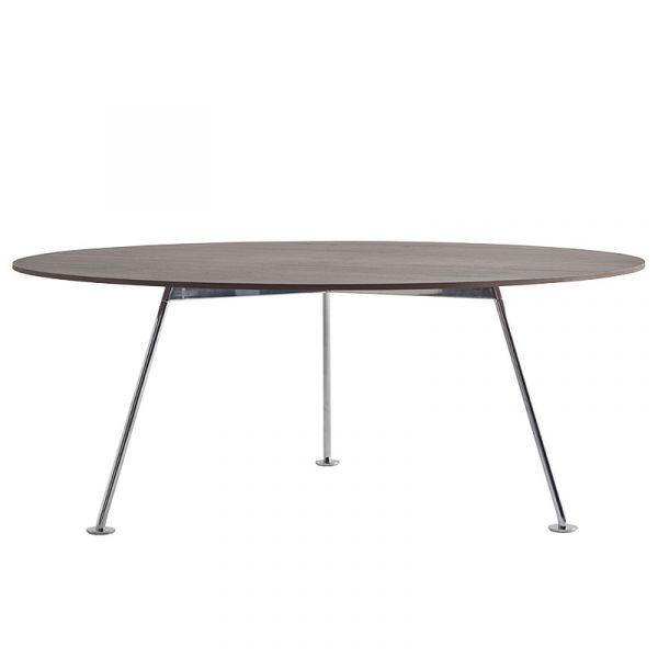 Knoll Grasshopper Round Table 180cm