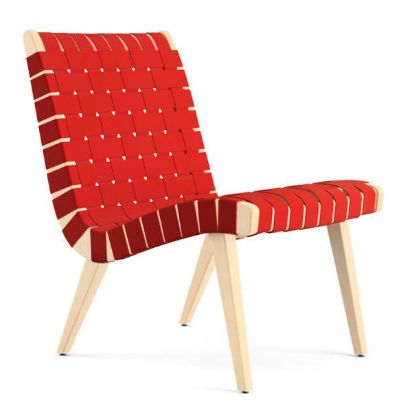 Knoll Risom Lounge Chair Quickship