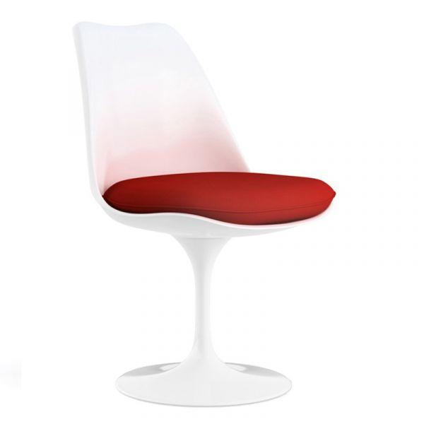 Knoll Saarinen Tulip Chair White Base