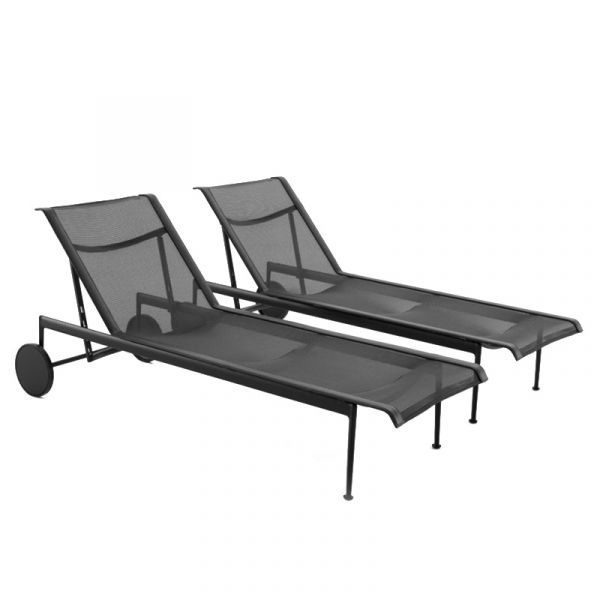 Knoll 1966 Adjustable Chaise Longue