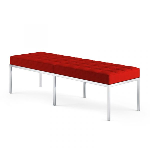 Knoll Florence Knoll 3 Seat Bench