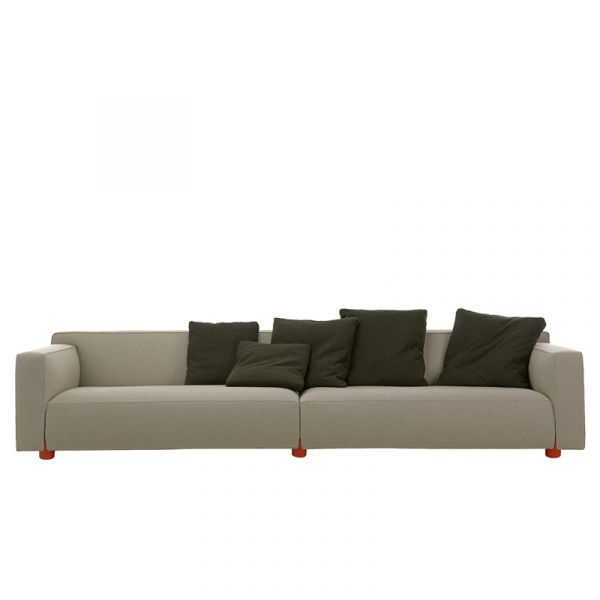 Knoll Lounge Collection 4 Seat Sofa