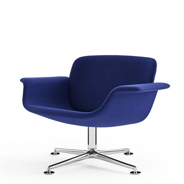 Knoll KN01 Swivel Lounge Chair