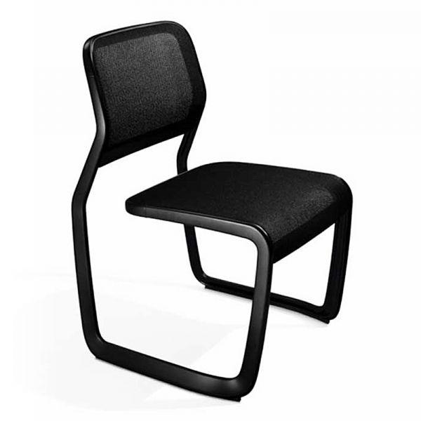 Knoll Newson Aluminium Chair
