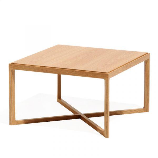 Knoll Krusin End Table 60x60x35cm