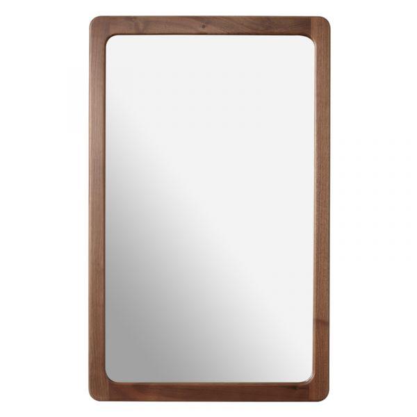 SCP Agnes Mirror Walnut