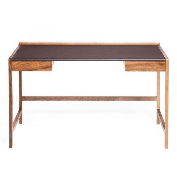 SCP Cedric Desk Walnut