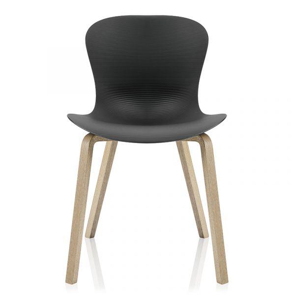 Fritz Hansen KS52 NAP Dining Chair Wooden Oak Legs