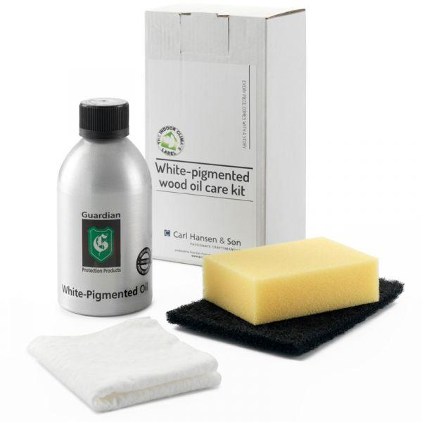 Carl Hansen White Pigmented Oil Care Kit
