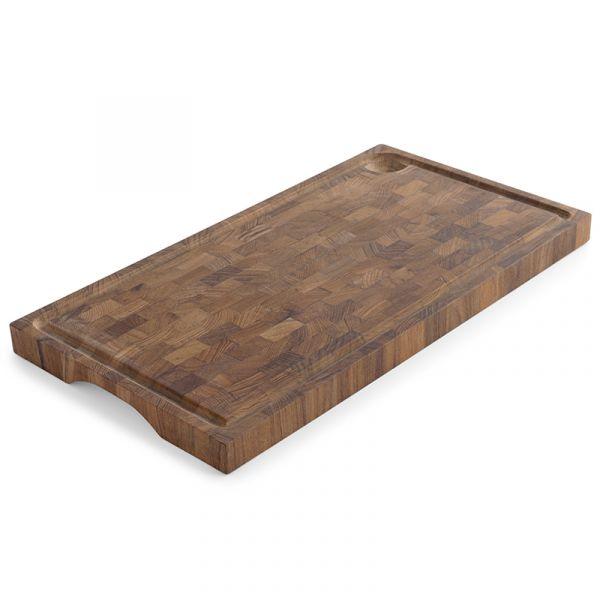 Skagerak Cutting Board 27x50cm Teak Endgrain