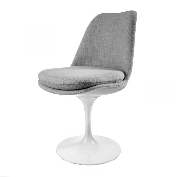 Knoll Saarinen Tulip Chair Upholstered Inner Shell And Seat Cushion