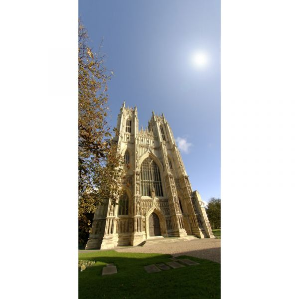 Limited Edition (25) Beverley Minster 79x38in Canvas Print