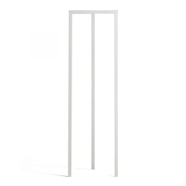 Hay Loop Stand Hall White