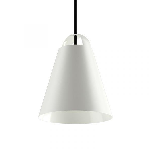 Louis Poulsen Above Pendant Light 250mm White