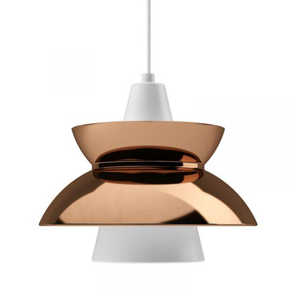 Louis Poulsen Doo-Wop Pendant Light Copper