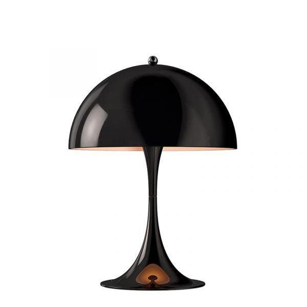 Louis Poulsen Panthella Mini Table Lamp Black