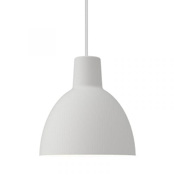 Louis Poulsen Toldbod 400 Pendant Light White