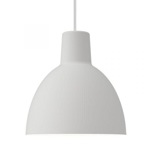 Louis Poulsen Toldbod 550 Pendant Light White