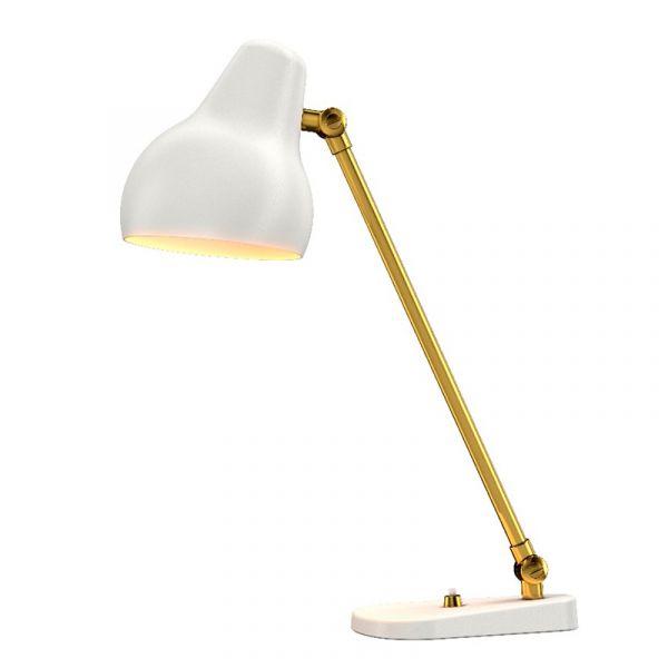Louis Poulsen VL38 Table Lamp White
