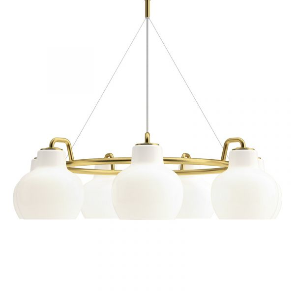 Louis Poulsen VL Ring Crown 7 Pendant Light