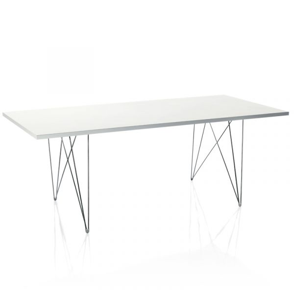 Magis XZ3 Dining Table Rectangular 200x90cm