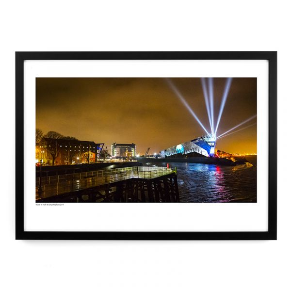 'Made In Hull' 001 UK City Of Culture 2017