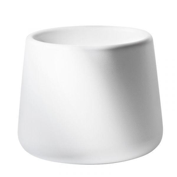 Magis Tubby 1 Plant Pot White