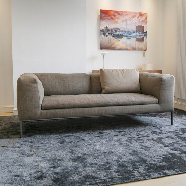 B&B Italia 2 Seater Michel 203cm Sofa  Pre-Owned Was £7380 Now £2995