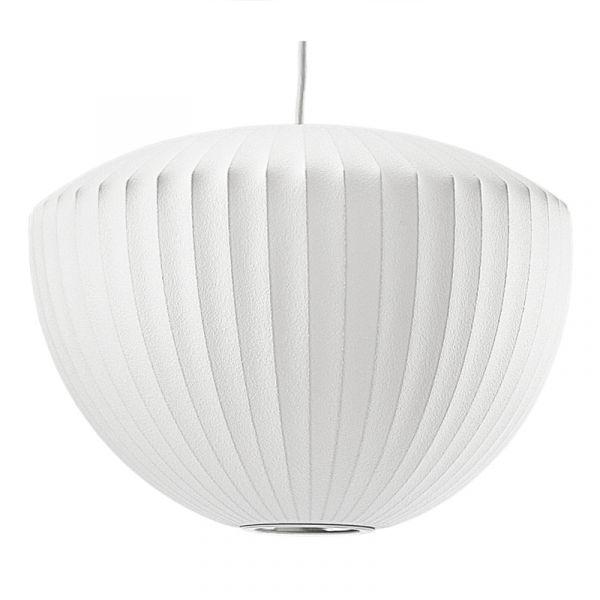 Herman Miller George Nelson Bubble Apple Pendant Light