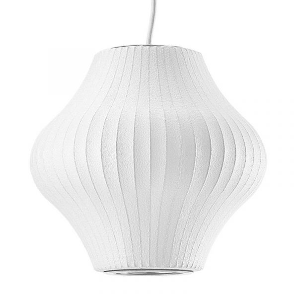 Herman Miller George Nelson Bubble Pear Pendant Light