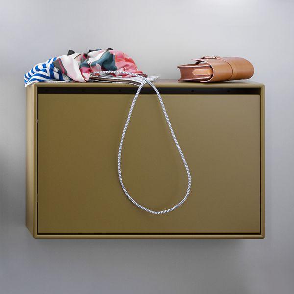 Montana Selection Hide Shoe Storage Box