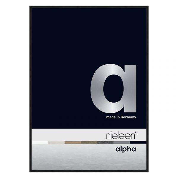 Nielsen Alpha Aluminium Frame 50x70cm Matt Black