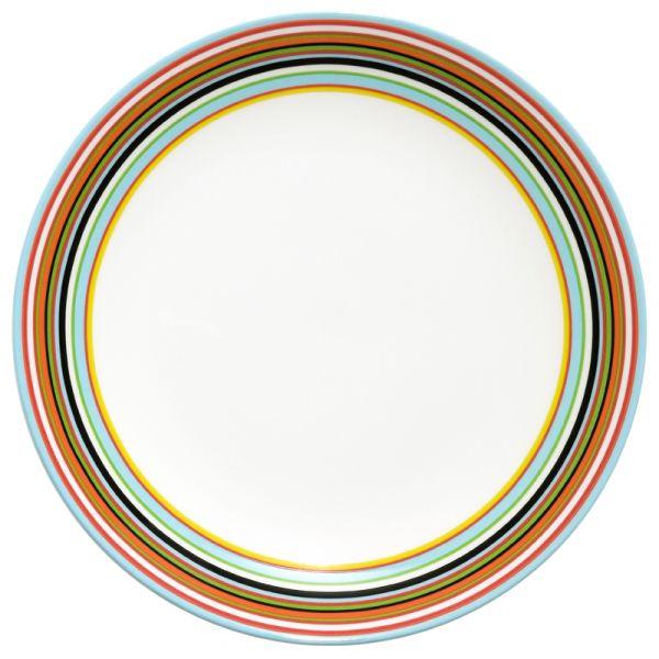 iittala Origo Plate Orange 20cm