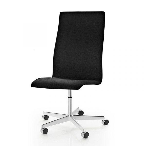 Fritz Hansen 3193C Oxford Classic Chair Medium Back Height Adjustable