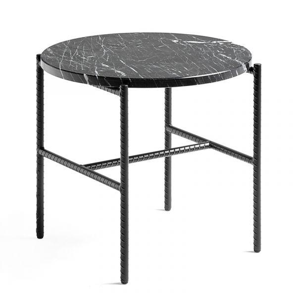 Hay Rebar Side Table Marble Top