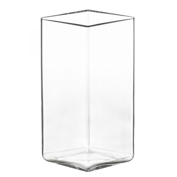 iittala Ruutu Vase 115x180mm Clear