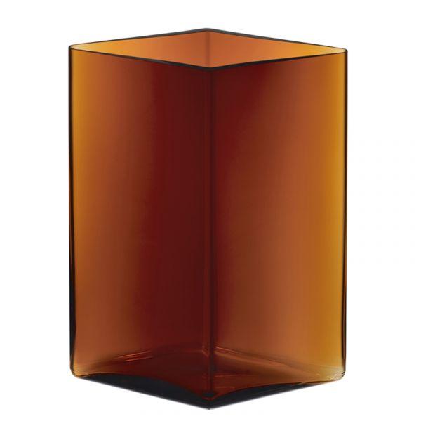 iittala Ruutu Vase 205x270mm Copper