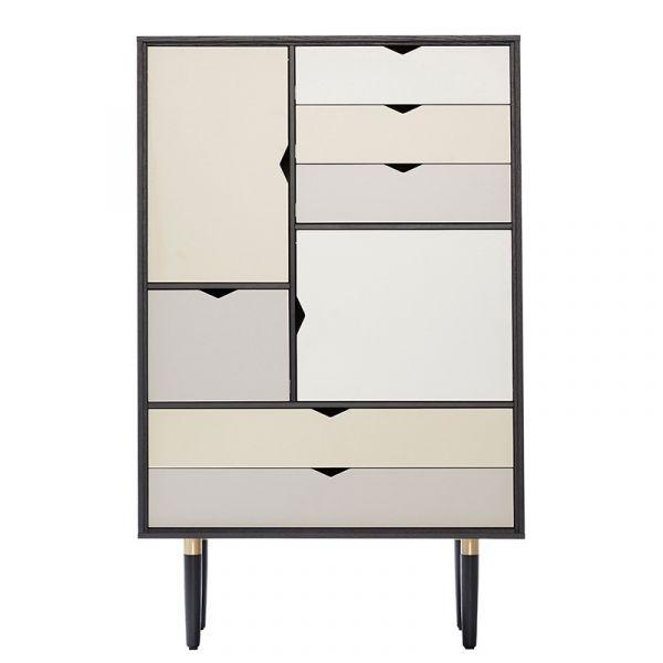 Andersen S5 Storage Coloured Doors/Drawers