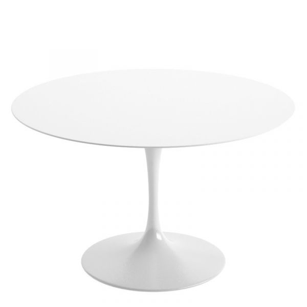 Knoll Saarinen Round Dining Table 120cm Quickship