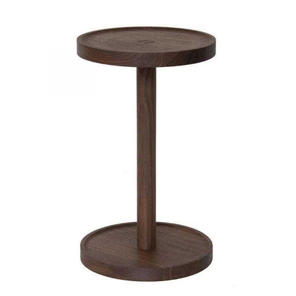 SCP Cooper Side Table American Walnut