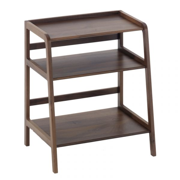 SCP Agnes Side Table Walnut