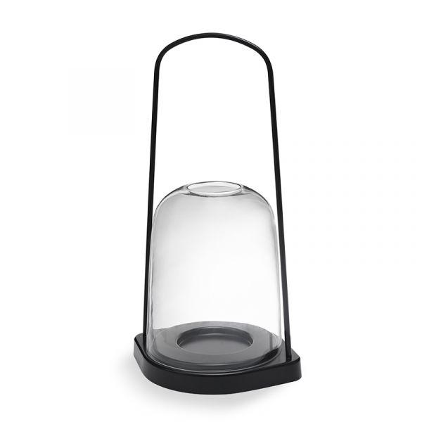 Skagerak Bell Lantern D30cm Anthracite Black