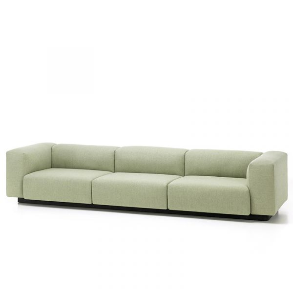 Vitra Soft Modular Sofa 3-Seater