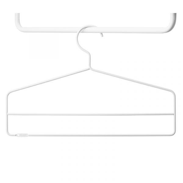String Coater Hangers x4 White