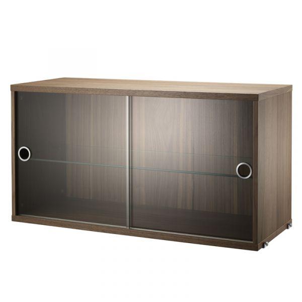String System Display Cabinet